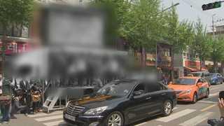 유세차량 불법 주ㆍ정차는 기본?…시민 불편 나몰라라