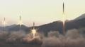 الصاروخ الكوري الشمالي يصل إلى ارتفاع 71 كلم ويطير عدة دقائق