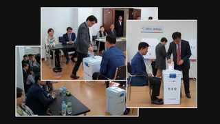 대선 재외국민투표 속속 종료…베이징ㆍ시드니 투표율 '급등'