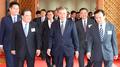 Départ d'émissaires spéciaux pour discuter des sommets et de la Corée du Nord
