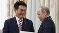 """푸틴 """"한반도 위기 해결 중재 위해 북한에 특사 파견 용의"""""""