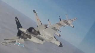 미국 '항행의 자유' 시위 당일에 중국 전투기, 미국 정찰기 비행 방해