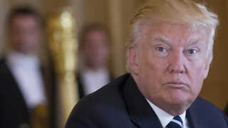 """백악관 """"트럼프 대통령, 북한 발사체 관련 보고받았다"""""""