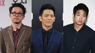 한국인을 알리다…할리우드 한국계 배우 3인