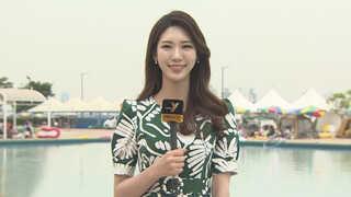 [날씨] 제주 올 첫 장맛비…8일 만에 폭염특보 해제