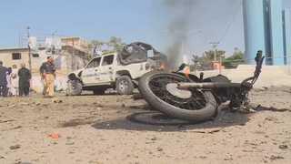 피로 물든 라마단…파키스탄 곳곳 테러로 62명 사망