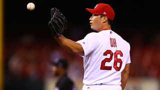 [미 프로야구] 힘 떨어진 돌부처, 오승환 홈런 맞고 시즌 4패