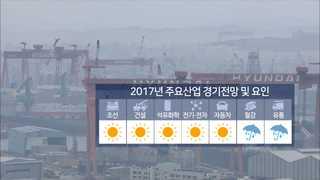 하반기 조선ㆍ전자 '맑음'…철강ㆍ유통 '흐림' 지속