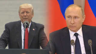 트럼프, G20서 푸틴과 공식회담 추진 지시…참모 의견은 엇갈려