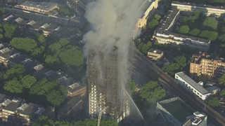 미 아코닉, 런던 아파트에 쓰인 고층용 가연성 외장재 판매중단