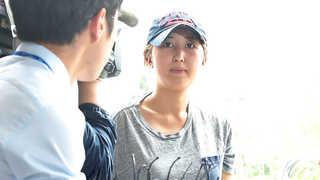 [현장연결] 정유라, 구속영장 기각 일주일 만에 검찰 출석