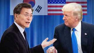 북핵-사드-FTA…문 대통령-트럼프, 주요 현안 입장은