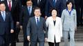 El presidente surcoreano parte a Washington para su cumbre con Trump