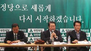 창당 후 최대 위기…내홍 속 국민의당, 정계개편 신호탄?