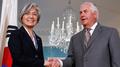 Tillerson: EE. UU. y Corea del Sur comparten la misma postura sobre refrenar a C..