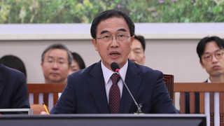 대북정책 토론장된 조명균 청문회…도덕성은 야당도 '합격'