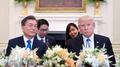 Première rencontre Moon-Trump : discussions franches sur la Corée du Nord et l'a..