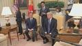 الرئيس مون : إعادة التفاوض حول اتفاقية التجارة مع واشنطن ليست جزءا من اتفاقية ال..