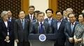 El presidente surcoreano regresa a casa después de mantener diálogos 'productivo..
