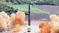 Tir d'essai d'ICBM nord-coréen