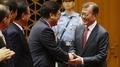 El presidente Moon regresa a casa tras la cumbre del G-20