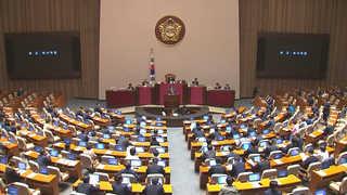 한국당 뺀 3당, 추경 처리 합의…정족수 확보 안간힘