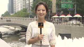 [날씨] 중부ㆍ경북 장맛비…남부 폭염 계속