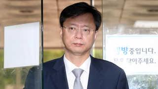 [현장연결] '靑 삼성보고서' 작성 지시 의혹 우병우, 법정 출석