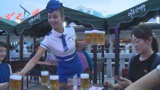 북한, 최악 가뭄 이은 수해 우려…맥주축제 돌연 취소