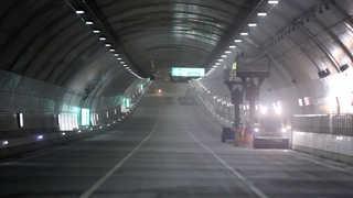 폭우에 국내 최장 해저터널 '북항터널' 침수…사흘째 통제
