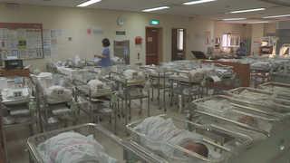 5월 출생아수 또 최소치…혼인건수 5.5% 증가