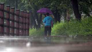 호우특보 속 경기남부 일부지역 집중호우…비피해는 없어