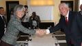Seúl y Washington sostienen una reunión bilateral en Manila para discutir el tem..