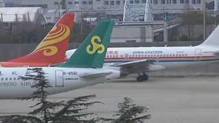 """중국서 비행기 놓친 30대 """"폭탄 실렸다"""" 허위신고"""
