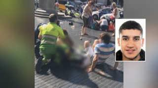 """스페인 테러 운전자 도주한 듯…""""프랑스로 넘어갔을 수도"""""""