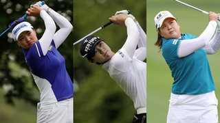 코리안 시스터스의 도전 'LPGA 최초 5연승'