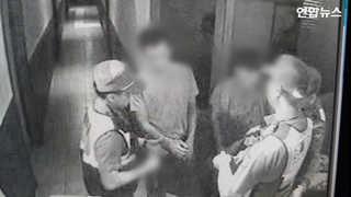 [현장영상] 취객 부척해주는 척…지갑 절도범 10분 만에 검거