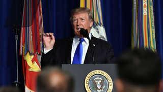 """트럼프 """"北김정은 미국존중 시작…긍정적인 뭔가 나올수도"""""""