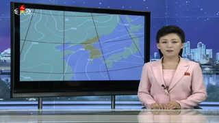 [영상]북한 날씨