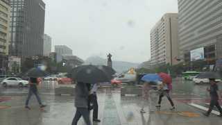 9월 초까지 잦은 비…중순부터 '본격 가을'