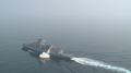 La Armada de Corea del Sur organiza un entrenamiento militar contra Corea del No..