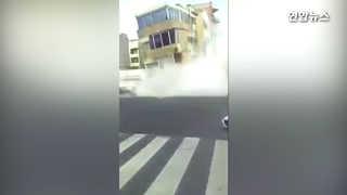 [현장영상] '불의 고리' 멕시코 패닉…7.1 강진 또 덮쳐 138명 사..