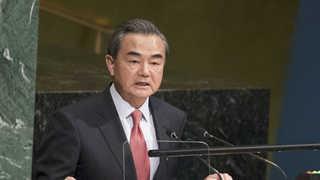 """중국 """"북한 핵보유ㆍ한국 전술핵 불가"""" 총공세…한반도 비핵화 재강조"""