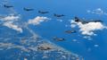 Des bombardiers américains frôlent la côte est de la Corée du Nord