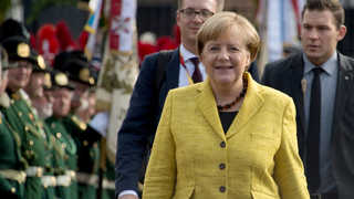 독일 총선, 메르켈 4선 연임 유력 속 3위 경쟁에 초점