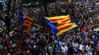 스페인 - 카탈루냐 갈등…독립이냐 자치권 확대냐