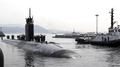 Un sous-marin nucléaire américain en Corée du Sud depuis le week-end dernier