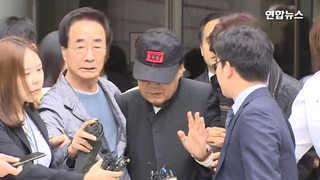 """[현장영상] '그림 대작' 조영남 1심 유죄…법원 """"엄연한 사기"""""""