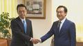 Rencontre entre représentants sud-coréen et japonais des pourparlers à six