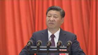 """시진핑, 2050년까지 대만과 통일 시사 """"분열책동 불용"""""""
